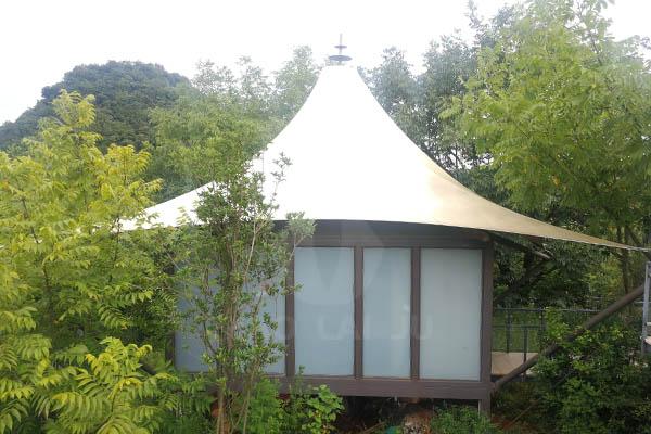 贵州欧式酒店帐篷
