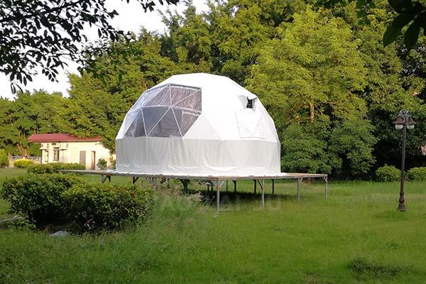 户外球形野奢酒店帐篷