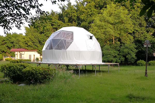 广州户外球形酒店帐篷