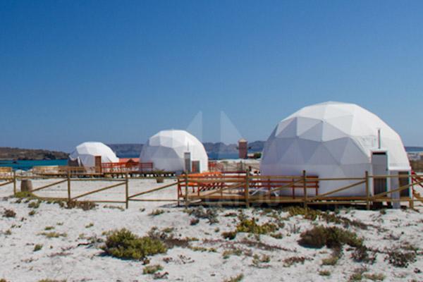 智利星空酒店帐篷