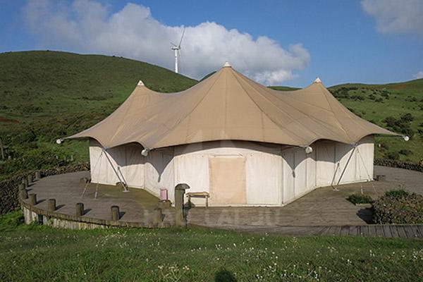 豪华野奢格拉丹帐篷