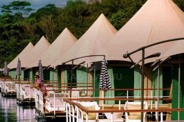 英国欧式酒店帐篷