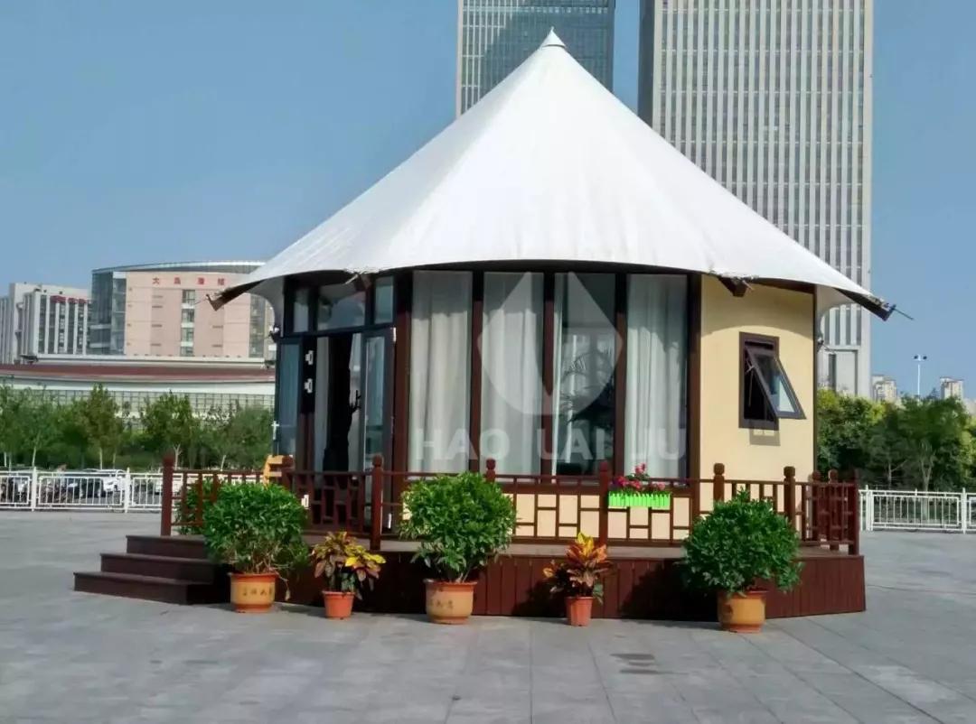 帐篷酒店怎么样?为什么能得到众多游客的亲睐