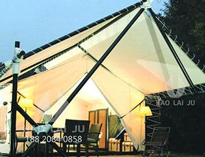 天幕小屋帐篷