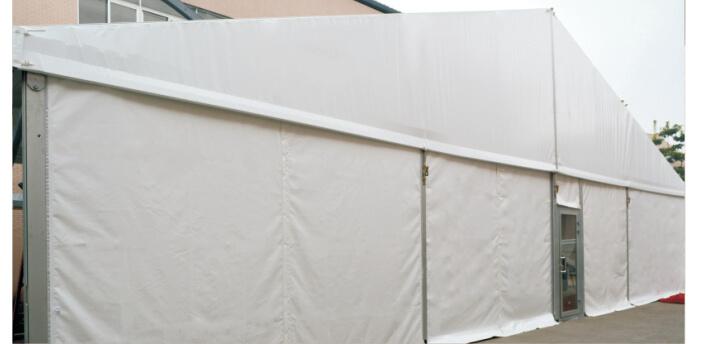 普通PVC墙