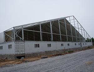 工业仓库篷房
