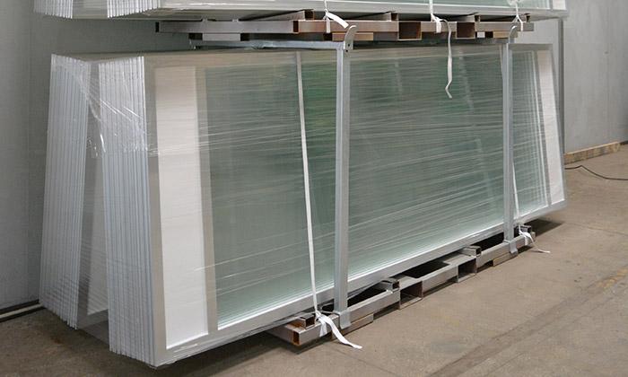 篷房配件-玻璃墙