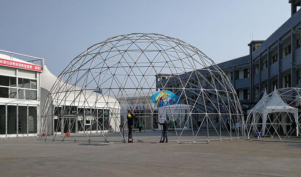 PVC活动帐篷的性能如何?