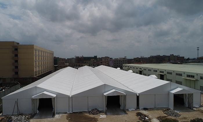 大型仓储篷房项目