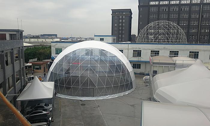 大型活动球形篷