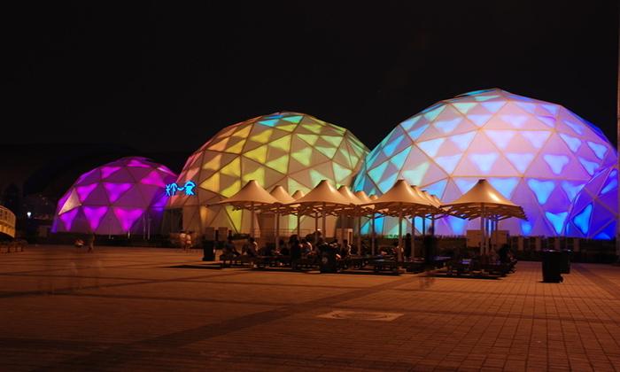 世博会展览篷房租赁