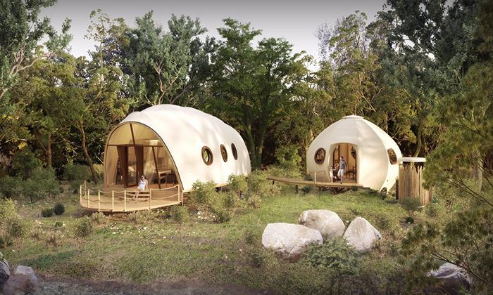 哪款帐篷酒店适合景区