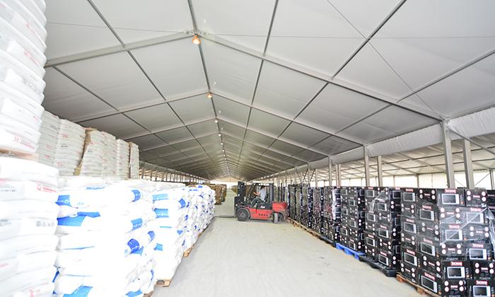 有新的仓储业务,急需扩大仓储面积怎么办?