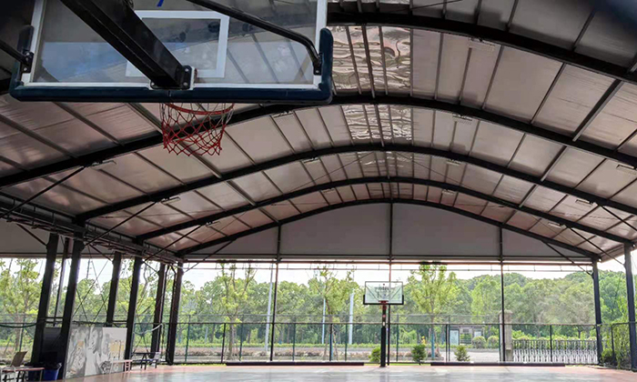 常规室内篮球篷房