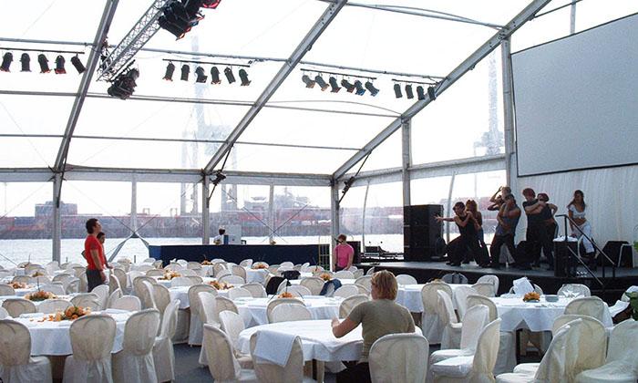 舞台表演篷房