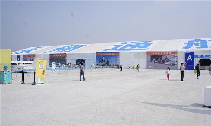 会展篷房在当代展会中发挥的作用