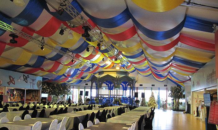 大型餐厅、宴会篷房