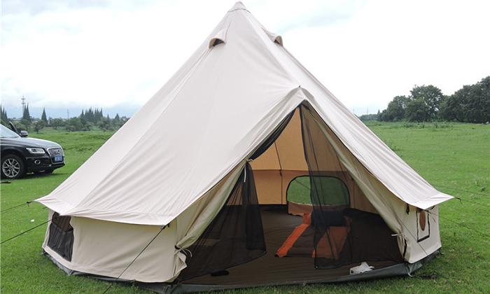 钟型酒店帐篷